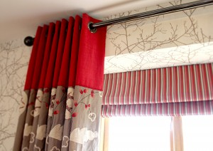 curtain poles in Wigan