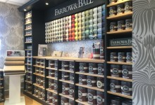 Farrow & Ball-Display