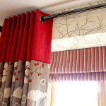 Roman blinds in Wigan