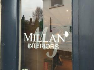 Robert Allen Fabrics in Preston