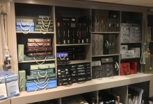 Samples-Cabinet